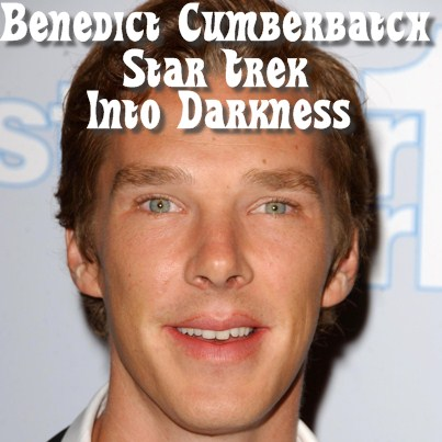 """Benedict Cumberbatch """"Shower of Evil"""" Scene Cut From Star Trek Sequel"""
