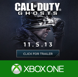 Call of Duty: GHOSTS Teaser Trailer Trailer Review & Nov 2013 Release