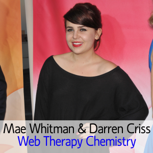 Mae Whitman & Darren Criss Guest on Lisa Kudrow's Web Therapy Series