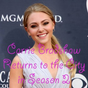 The Carrie Diaries Renewed for Season 2, NBC Cancels Go On & Smash