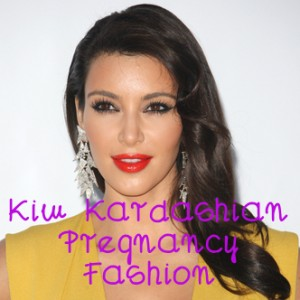 Kim Kardashian's Pregnancy Fashion: Baring Baby Bump in Bikini