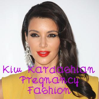 Kim Kardashian's Pregnancy Fashion: Baring Baby Bump in Bikini
