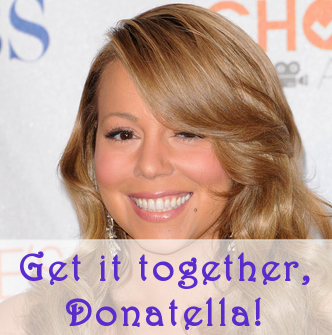 Mariah Carey Calls Out Donatella Versace, Lara Spencer Deflects Snafu