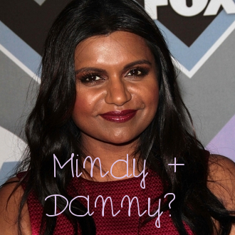The Mindy Project Finale: Mindy Kaling & Chris Messina Talk Romance