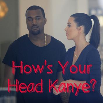 Kanye West Walks Into a Pole & Crashes $750K Lamborghini in Same Week