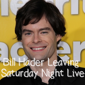 Bill Hader Leaving Saturday Night Live & Favorite Stefon Moments