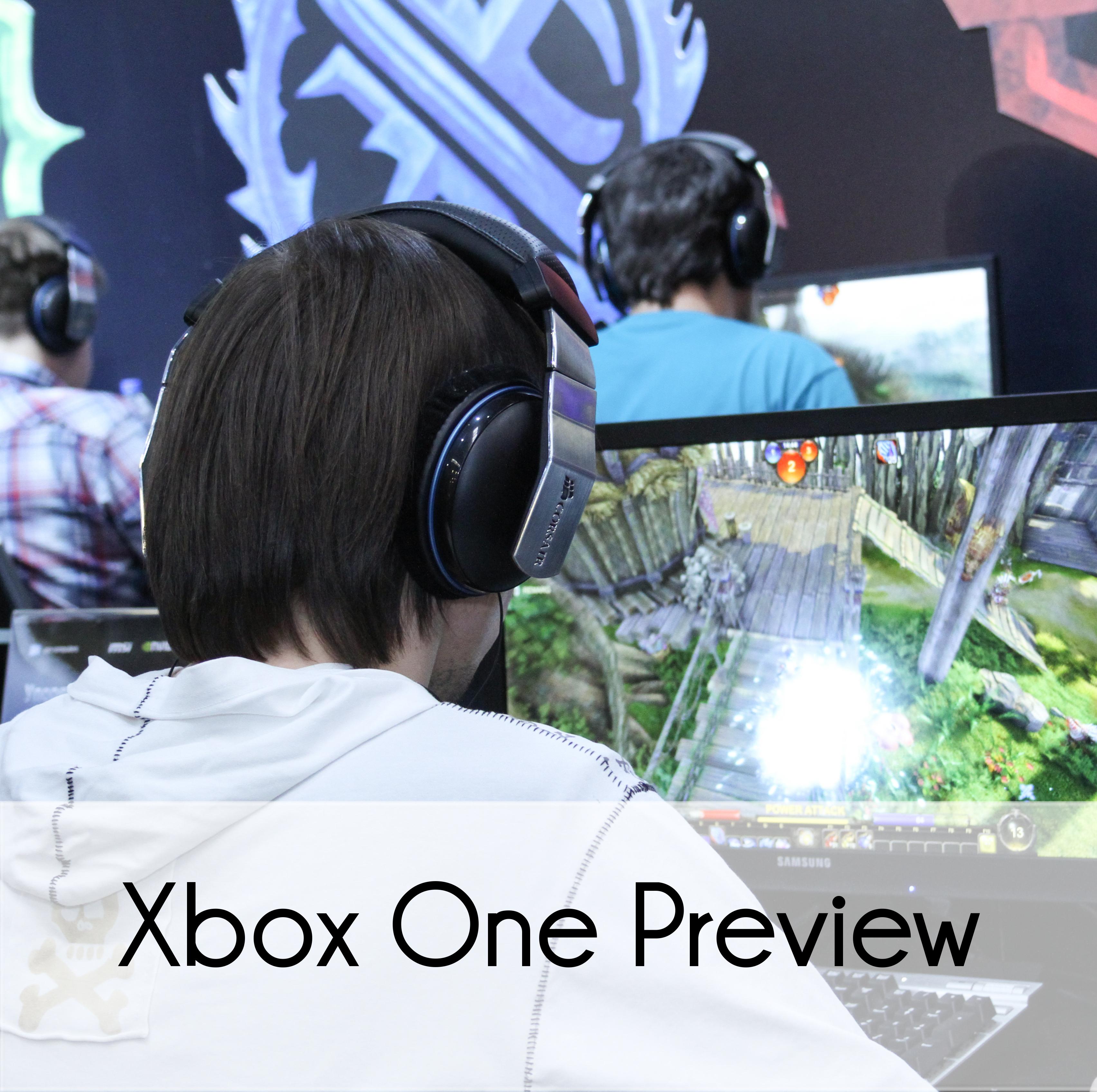 Microsoft Announces Xbox One to Replace Xbox 360