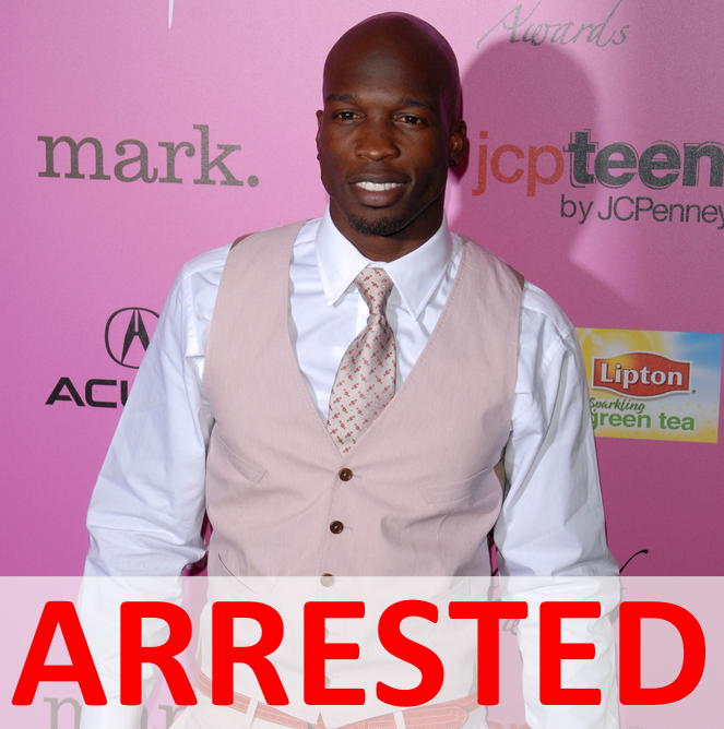 Chad Johnson Slaps Lawyers Butt, Enrages Judge, Sentenced to Jail