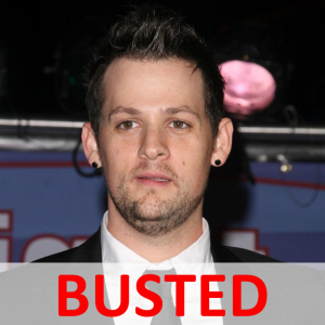 Joel Madden Busted for Marijuana Possession Kicked Out of Sydney Hotel