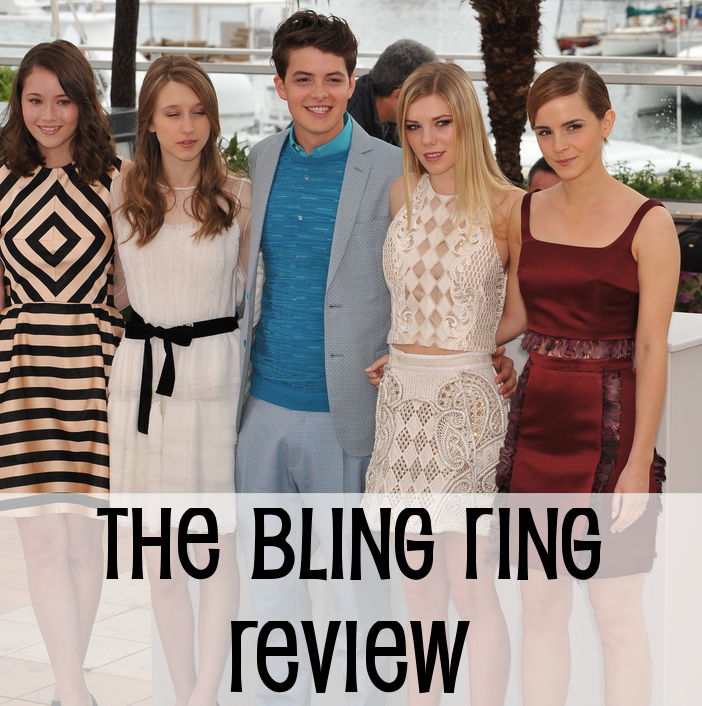 The Bling Ring Review, Israel Broussard Stands Out with Emma Watson