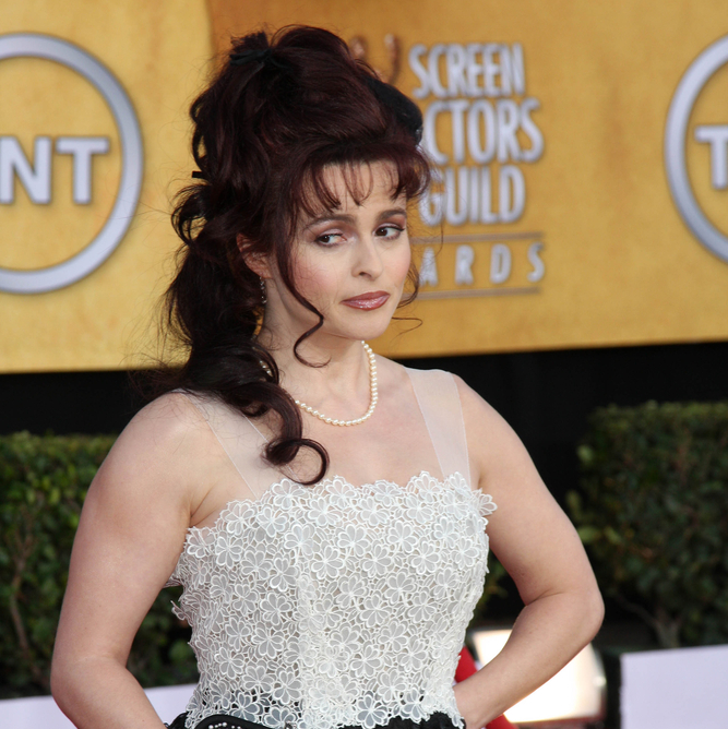 Helena Bonham Carter to Play Fairy Godmother in Live Action Cinderella