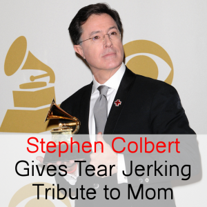 Stephen Colbert Gives Touching Tribute to Mother on The Colbert Report s_bukley / Shutterstock.com
