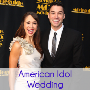 American Idol's Diana DeGarmo & Ace Young Married, DIY Wedding Ideas