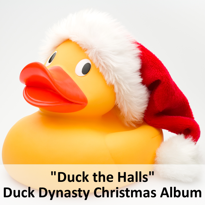 "Duck Dynasty Family Announces ""Duck the Halls"" Family Christmas Album"