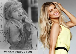 "Stacy ""Fergie"" Ferguson"