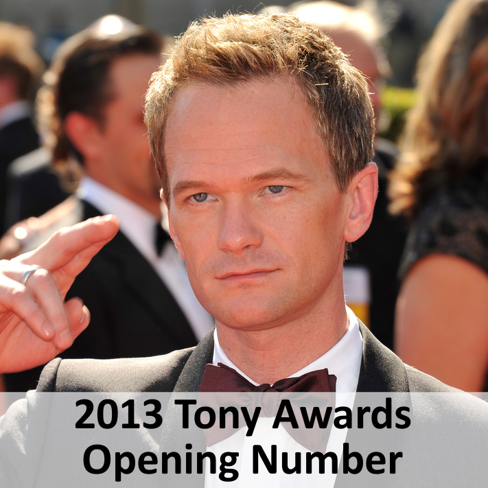 Neil Patrick Harris Goes Big With Amazing Tony Awards Opening Number