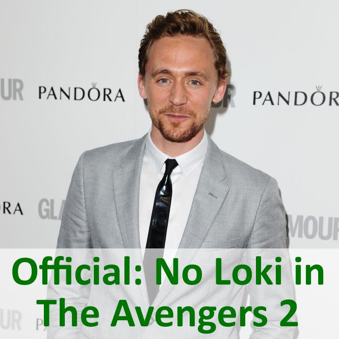 Joss Whedon Says No Loki in Avengers 2, Tom Hiddleston Fans Revolt