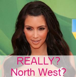 Why It Matters That Kim Kardashian Named Her Baby North West Helga Esteb / Shutterstock.com