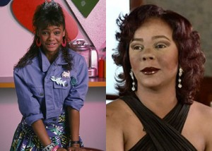 "Lark Voorhies - ""Saved By The Bell"""