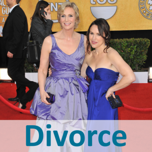 Jane Lynch & Dr Lara Embry Divorcing After 3 Years of Legal Marriage