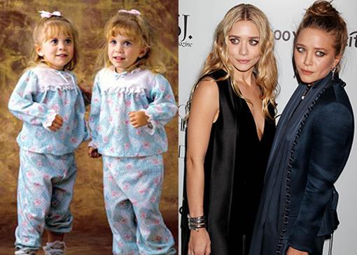 Mary Kate and Ashley Olsen     Full HouseFull House Mary Kate And Ashley 2013