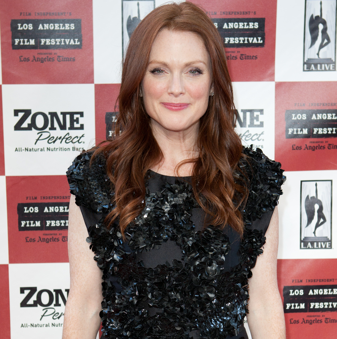 Julianne Moore & Jodie Foster Considered for President in Mockingjay