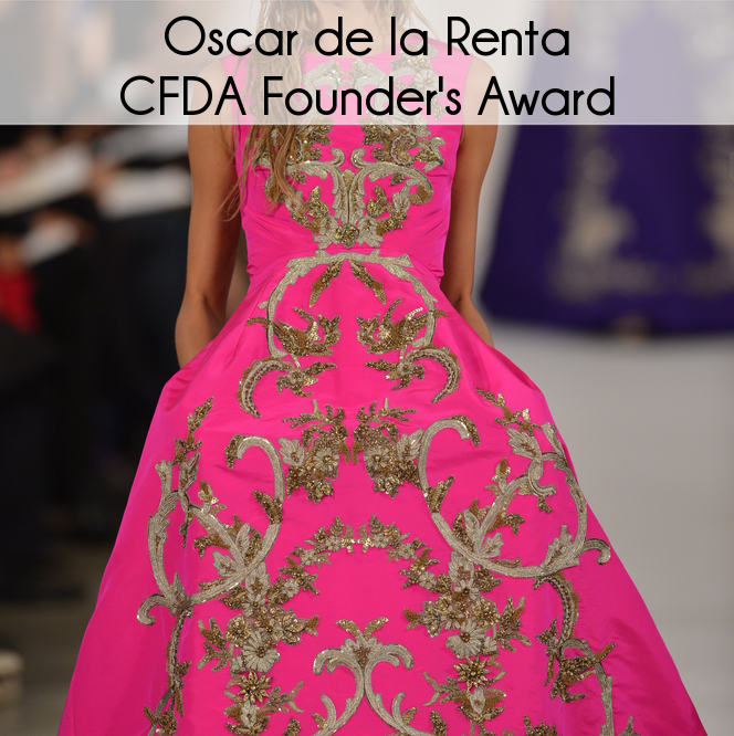 Project Pantsuit: Hillary Clinton Honors Oscar de la Renta CFDA Awards