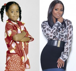 Keisha Knight Pulliam - The Cosby Show