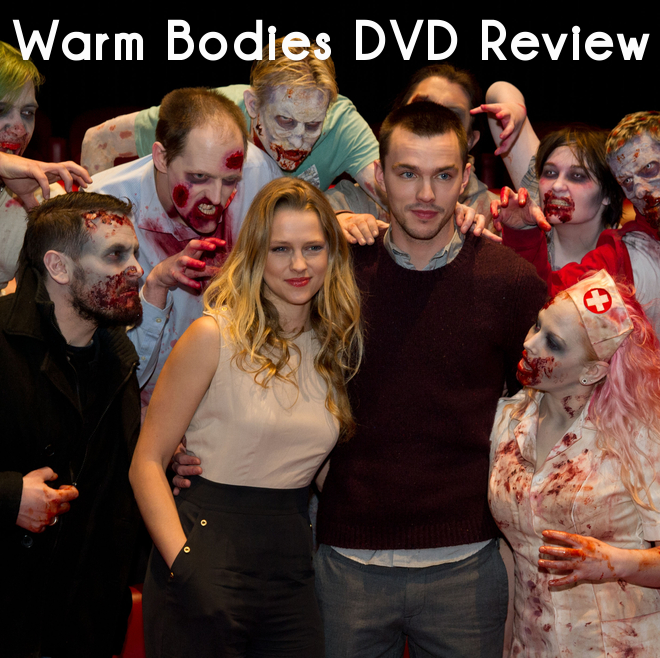 Warm Bodies DVD Review: Romantic Zombie Thriller For Guys & Girls