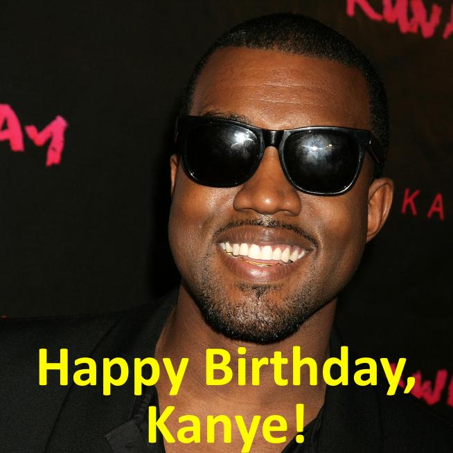 Kanye West Celebrates 36th Birthday With Jay- Z, Kim Kardashian Absent