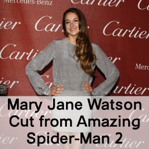 Shailene Woodley: Mary Jane Watson Cut from Amazing Spider-Man 2 Phil Stafford / Shutterstock.com