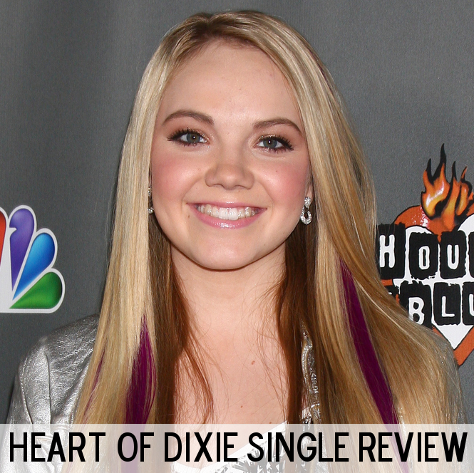 The Voice Winner Danielle Bradbery Releases 'Heart of Dixie' Single