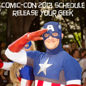 Comic-Con 2013 Schedule: Once Upon a Time & Legend of Korra Panels