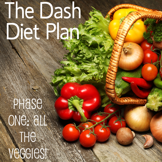 Dr Oz The Dash Diet: Phase One No Sugar + Starch -- Phase Two Fruit