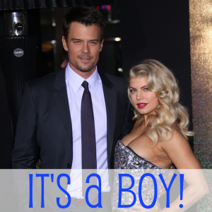 Meet Mrs Fergie Duhamel, Josh Duhamel Reveals They are Having Baby Boy
