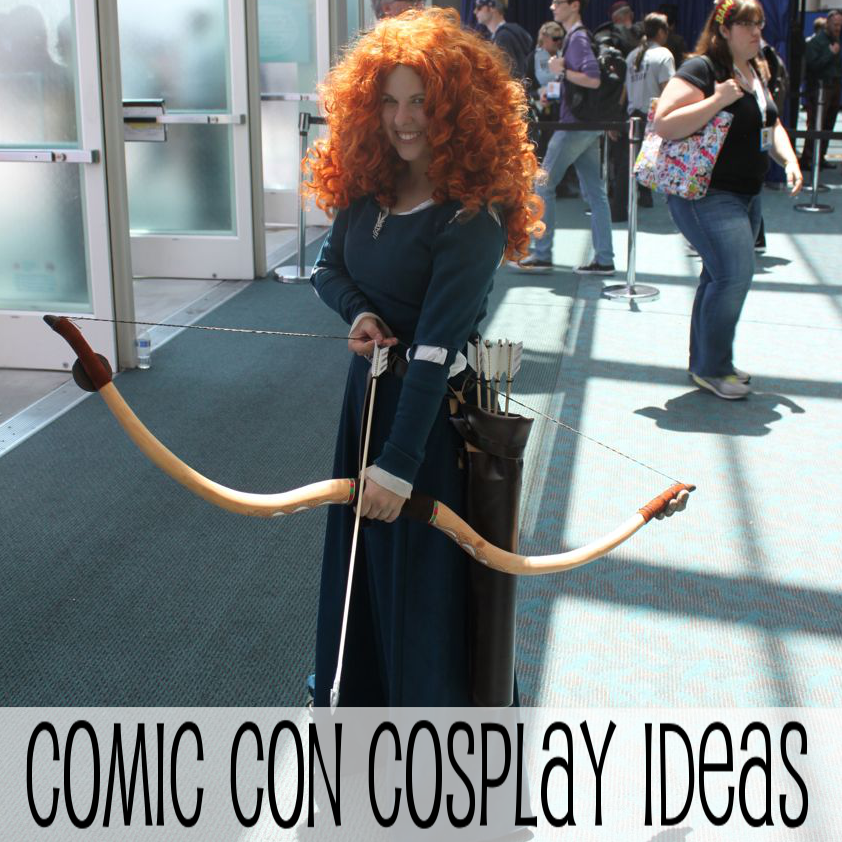 SDCC Cosplay Costume Ideas, Comic-Con Fashion: Harry Potter & Zombies