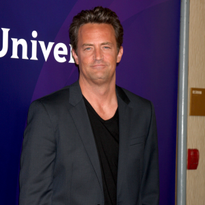 Matthew Perry Speaks About Cory Monteith & Addiction in Hollywood