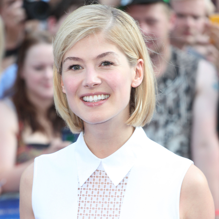 Gone Girl Casting: Rosamund Pike in Lead Role, Beat Reese Witherspoon