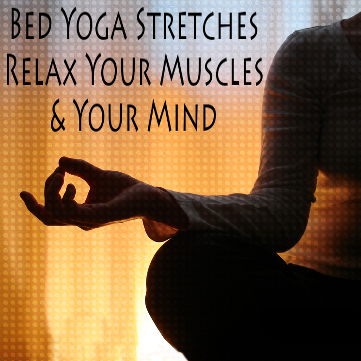 Dr Oz 3 Sleep Strategies & Dr Michael Breus Bed Yoga Stretches