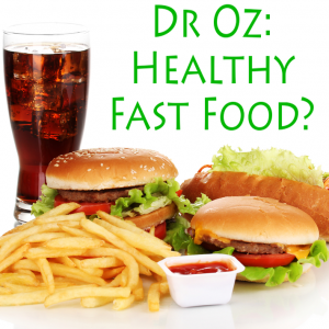 Dr Oz: Daymon Patterson Fast Food Reviews & Magnesium Deficiency