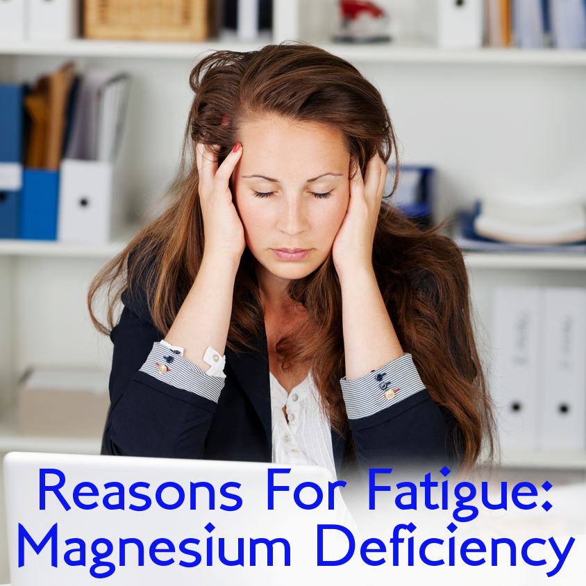 Dr Oz: Signs of Magnesium Deficiency & Reasons for Fatigue & Anxiety
