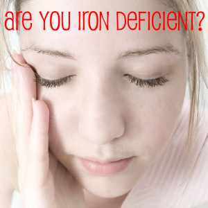 Signs of Iron Deficiency: Pale Skin, Brittle Nails & Wandering Mind