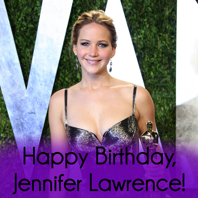 Top 6 Reasons We Want to Be Best Friends with Jennifer Lawrence