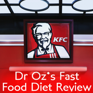 Daymon Patterson Fast Food Diet Review & Worst Healthy Fast Food