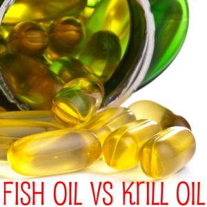 Dr Oz: Krill Oil Vs Fish Oil & DIM Complex for Cancer Prevention