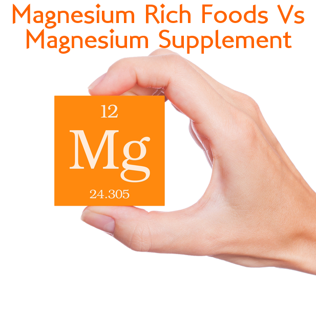Dr Oz: Magnesium Rich Foods List & The Problem with Magnesium Pills