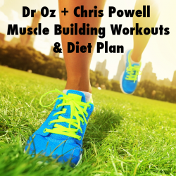 Dr Oz Weight Loss: Chris Powell Muscle Building Workout