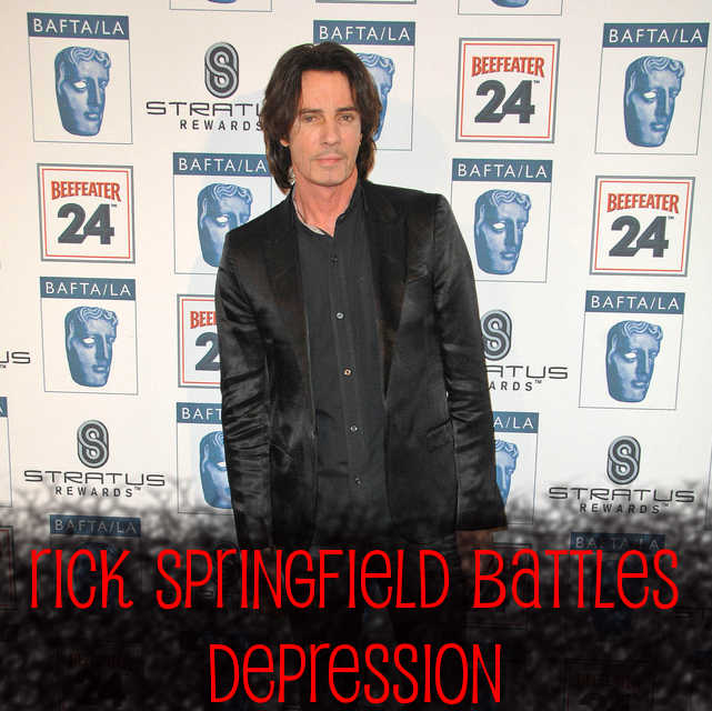 Dr Oz: Rick Springfield's Suicide Attempt & Battle With Depression