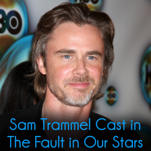 Sam Trammell Cast as Hazel's Father in The Fault In Our Stars Movie