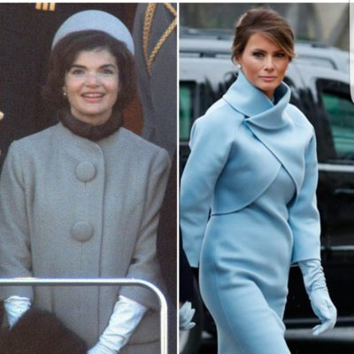 Melania Trump's Fashion Designers React to Her Inauguration Outfits